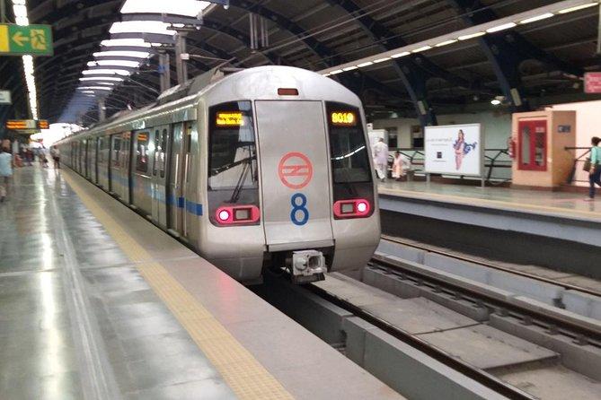 Full Day Delhi Tour By Delhi Metro Train