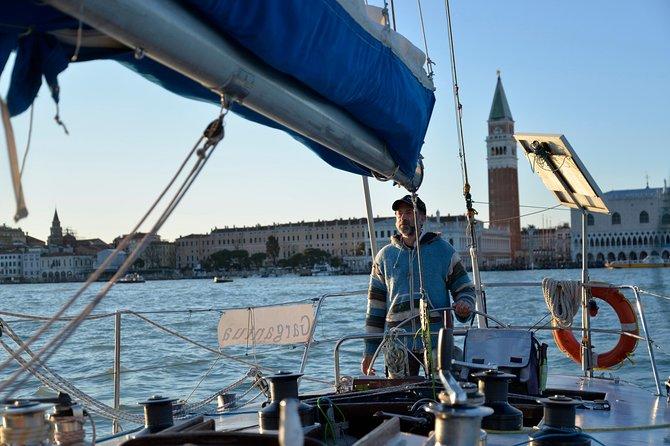 Venice Lagoon Private Boat Tour with Prosecco aperitif