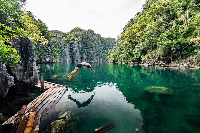 Coron Town Tour With Water Sports Activities (Private Tour)