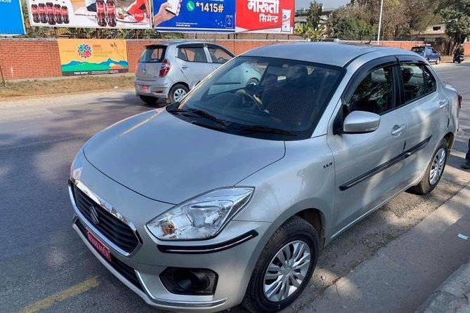 Car hire for city tour Kathmandu