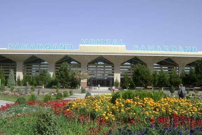 Train station and airport transfer