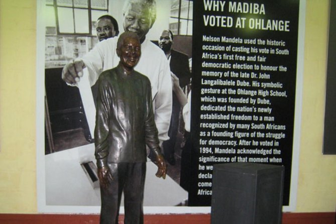Mandela Footprint, Duration:10hrs, Cost :R2170pp-2 or more passengers travelling photo 1