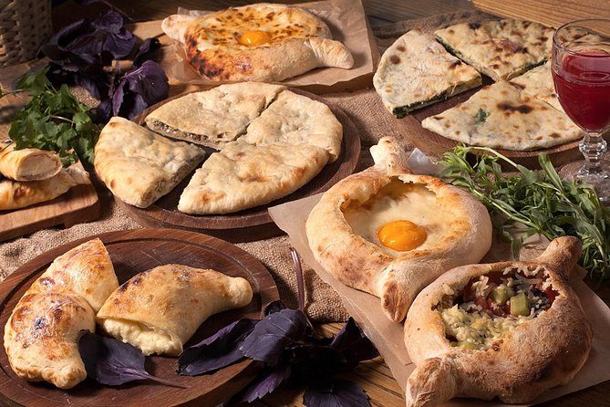 Culinary & Wine tour in Kakheti region