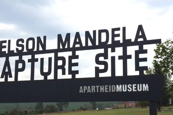 Mandela Footprint, Duration:10hrs, Cost :R2170pp-2 or more passengers travelling photo 3