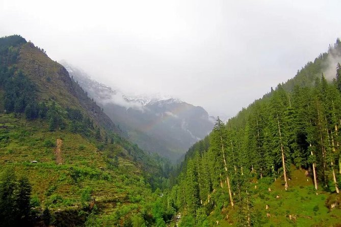 Trekking and Camping in Kheerganga - Volvo Buses from Delhi