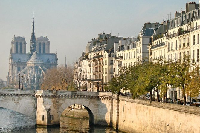 Paris in One Day : Eiffel Tower Summit, Louvre and Seine River Cruise