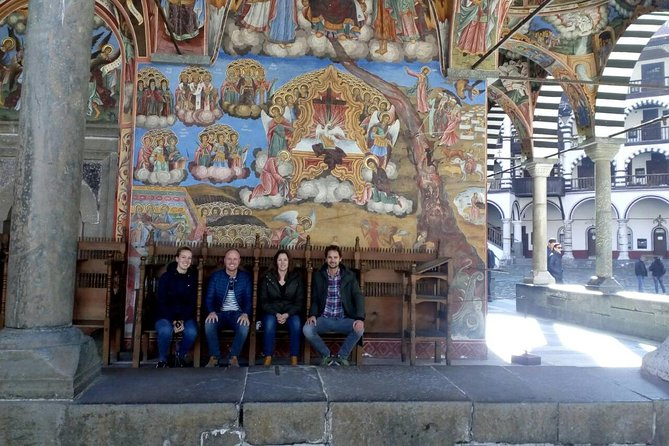Private Day Trip to the Rila Monastery and Boyana Church
