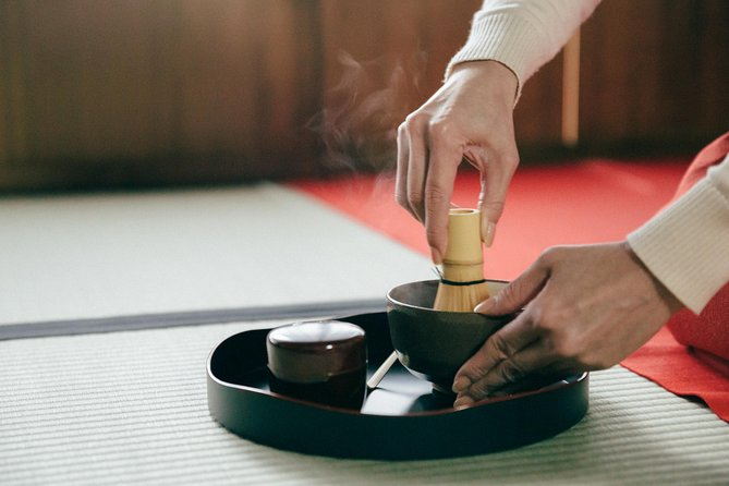 Experience Japanese calligraphy & tea ceremony at a traditional house in Nagoya