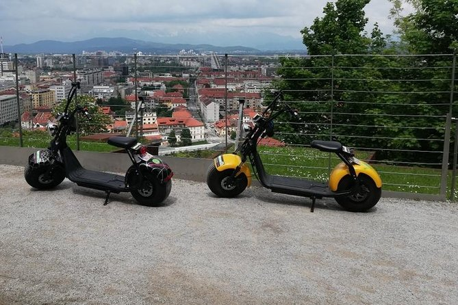 Rent Electric Harley Scooter
