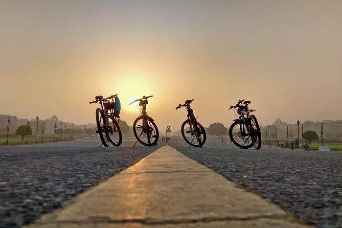 New Delhi Bicycle Tour