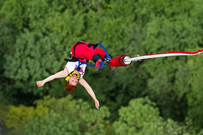 Hot Air Balloon Bungee-Jump Experience over the Legendary Belogradchik Rocks photo 6