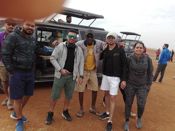 3 Day Group Joining Masai Mara