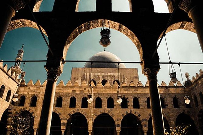 Cairo Layover Tours to Giza Pyramids, the Egyptian Museum and the Citadel photo 9