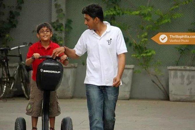 Segway Tour at Rajpath, Delhi - High Quality Segways
