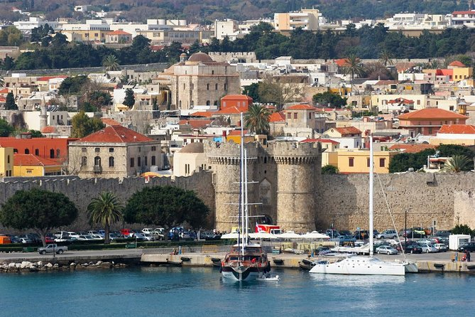 Rhodes Old Town Walking Tour (Small Group)