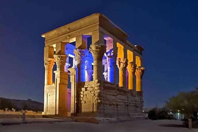 Sound and Light Show at Philae Temple photo 3