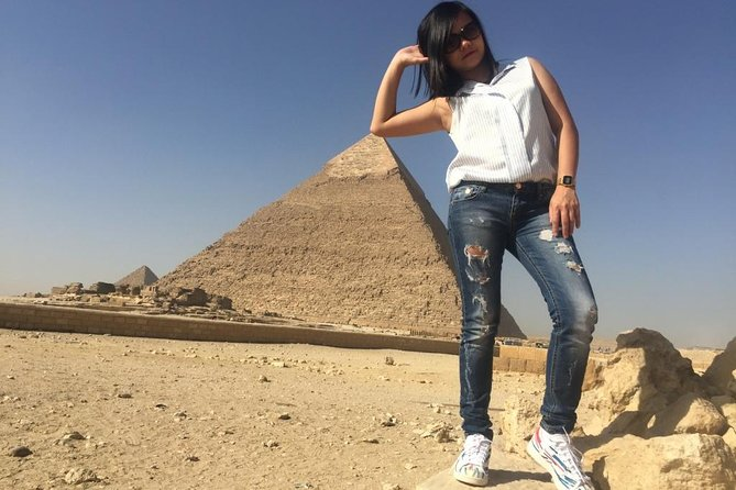 Private Tour to Cairo Highlights From Hurghada