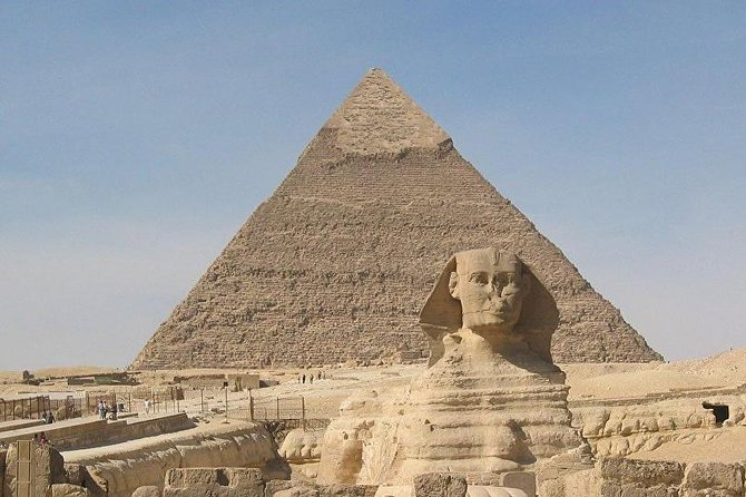 Giza pyramids,Sphinx,Sakkara and memphis