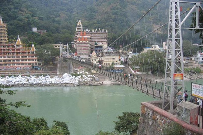 Private Day Trip to Haridwar and Rishikesh from Delhi