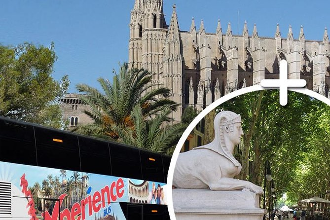 Guided tour: Palma CityXperience and panoramic route
