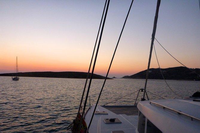 Santorini Luxury Sunset Semi Cruise All Inclusive