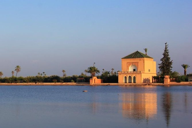 Tour from Agadir Port : The magical Marrakech ( Full Day Tour )