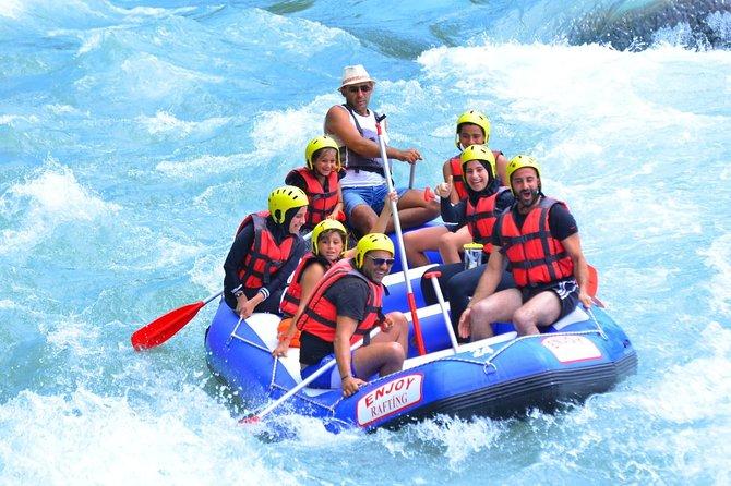 Koprulu Canyon White Water Rafting in Antalya