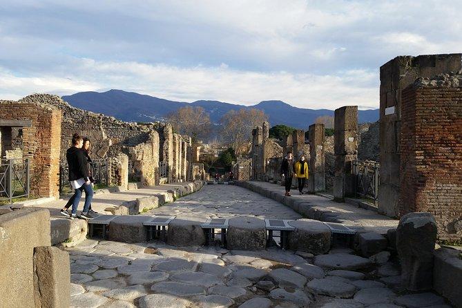 Pompeii Herculaneum