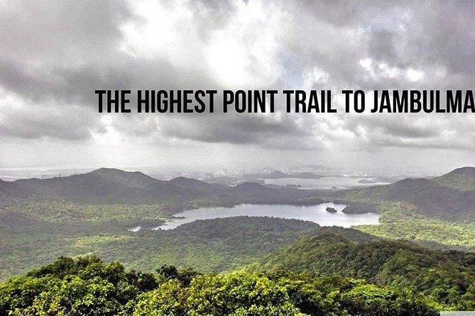 Hike to Highest point of Mumbai Jambhulmal.