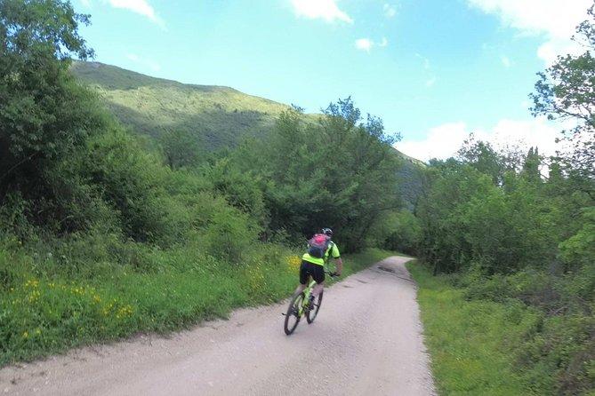 Analipsis Area Mountain Biking Tour [35Km - 22Mi]