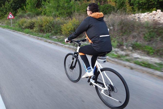 Bicycle rental in Orebic
