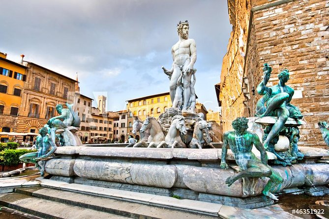 La Spezia Shore Excursion : Pisa and Florence Private Tour