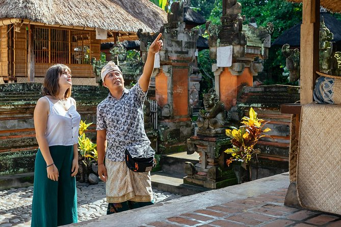 Non-touristy Bali: Culture, Trek & Waterfalls with a Local (pick up & lunch)