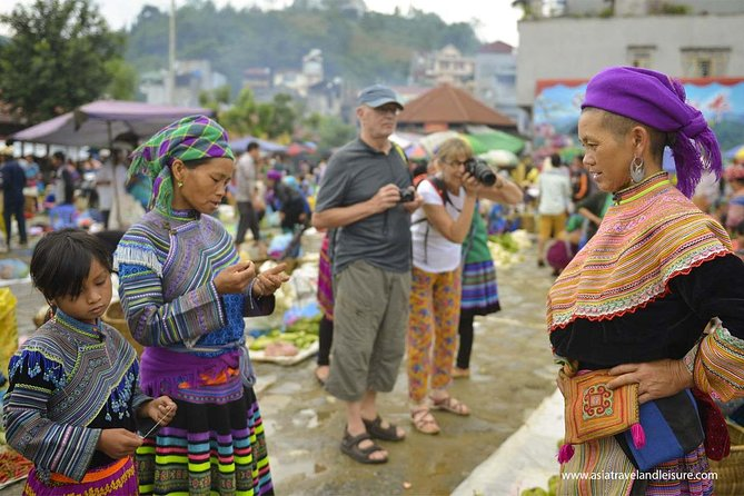 Sapa By Bus 2d1n Night Bac Ha Market (overnight In Hotel, Only Saturday) photo 11