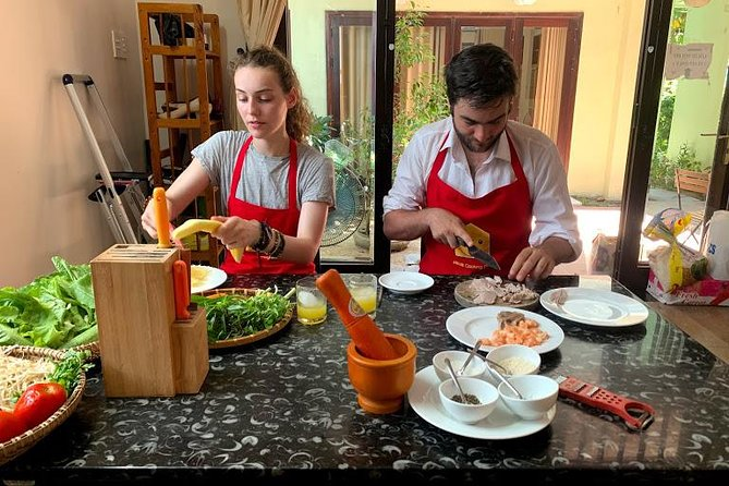 Cooking with Jolie in Hoi An