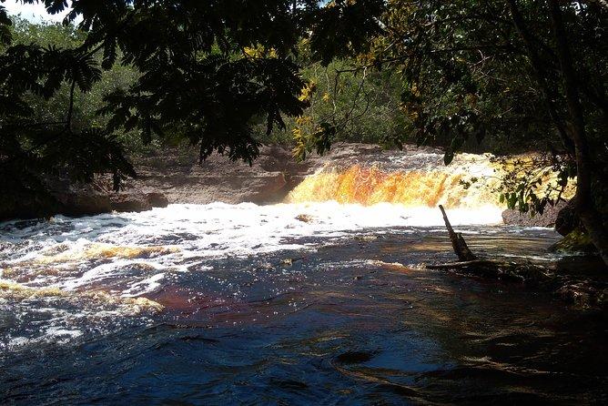 Passeio de Dia Inteiro nas Cachoeiras de Presidente Figueiredo