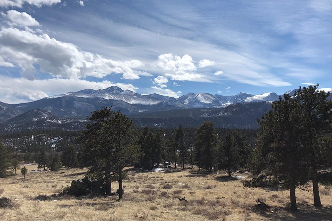 Private day tour from Denver to Estes Park and Rocky Mountain National Park.