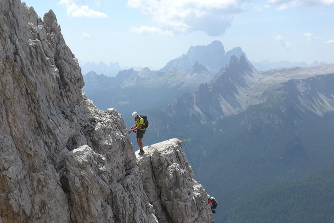 Via Ferratas in Cortina d'Ampezzo