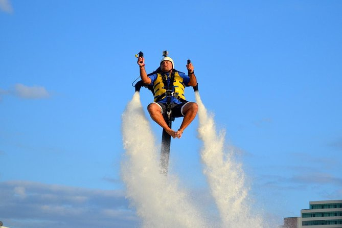 Jetpack in Cancun, the top adrenaline activity in Mexico an adventure lifetime photo 1