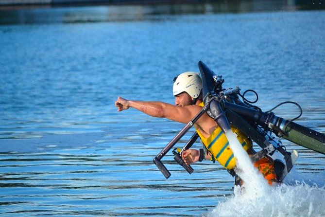 Jetpack in Cancun, the top adrenaline activity in Mexico an adventure lifetime photo 10