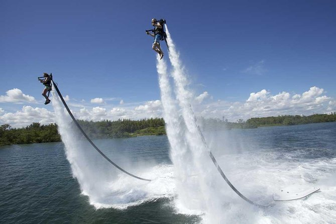 Jetpack in Cancun, the top adrenaline activity in Mexico an adventure lifetime photo 6