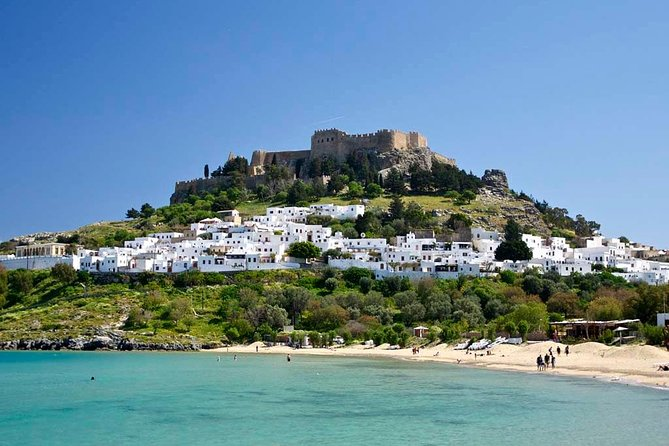 Lindos by Express Minibus