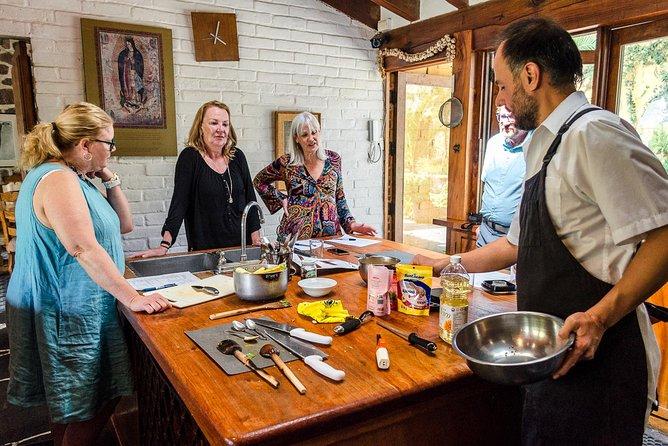 Cook & Dine: Lær å lage ekte meksikansk mølle og salsa