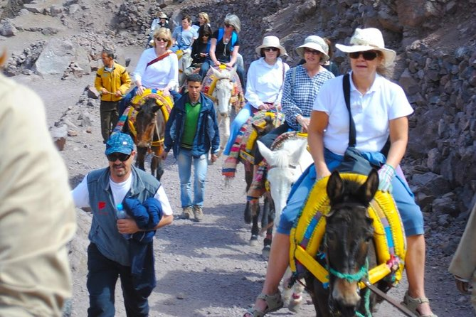 Ouirgane DAy Trip Mule Trek & Berber Villages From Marrakech