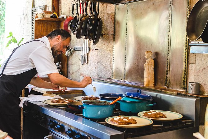 Learn To Make Authentic Mexican Mole and Salsas