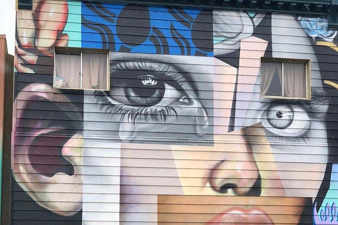 Art in the RiNo area
