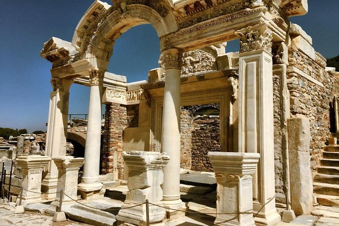 5 Days Turkey Tour including Ephesus, Pamukkale, Konya and Cappadocia