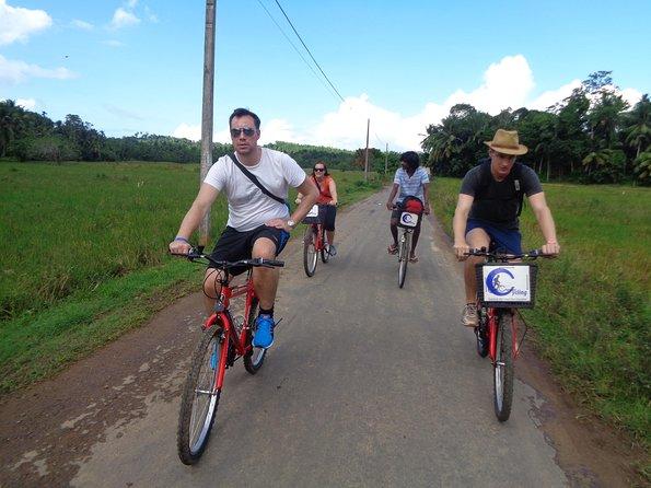 35km Mountain Bike Day Tour in Galle