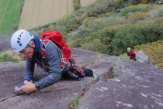 Snowdonia rock climbing Course