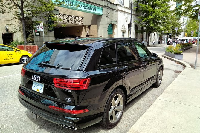 Private Transfer, Langley, BC to Vancouver International Airport-VIP Sedan